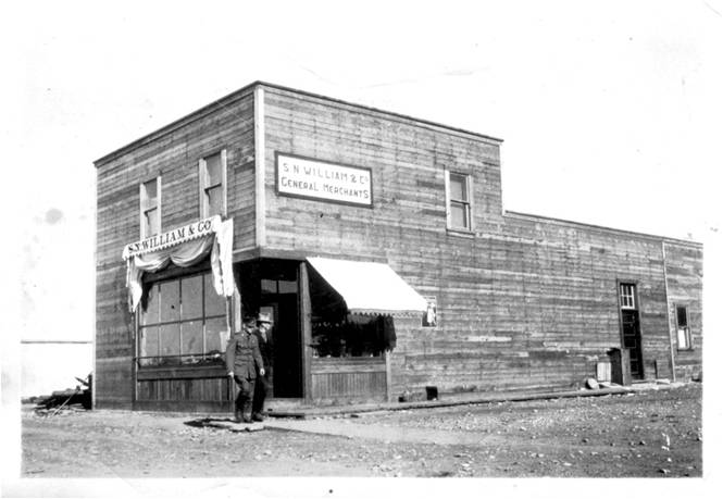 S.N. Williams Store